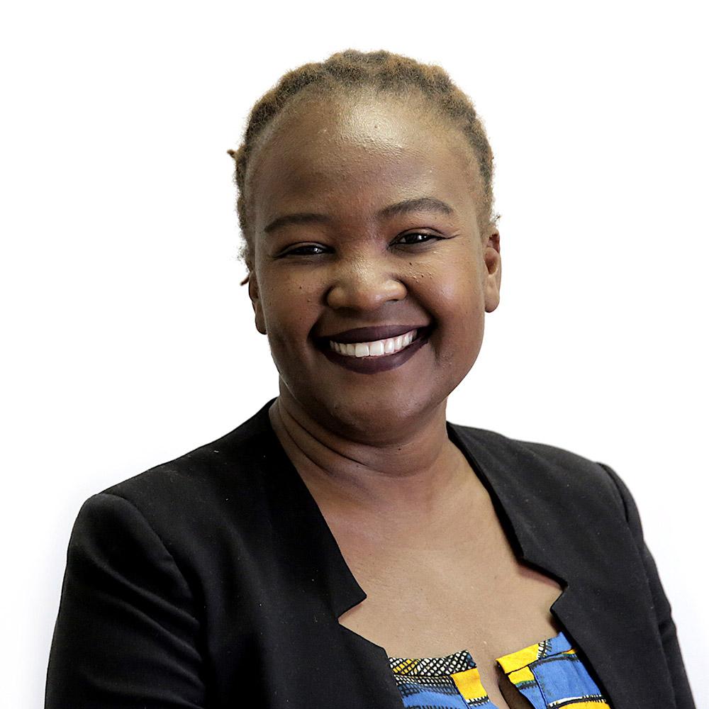 Sibongile Ndashe